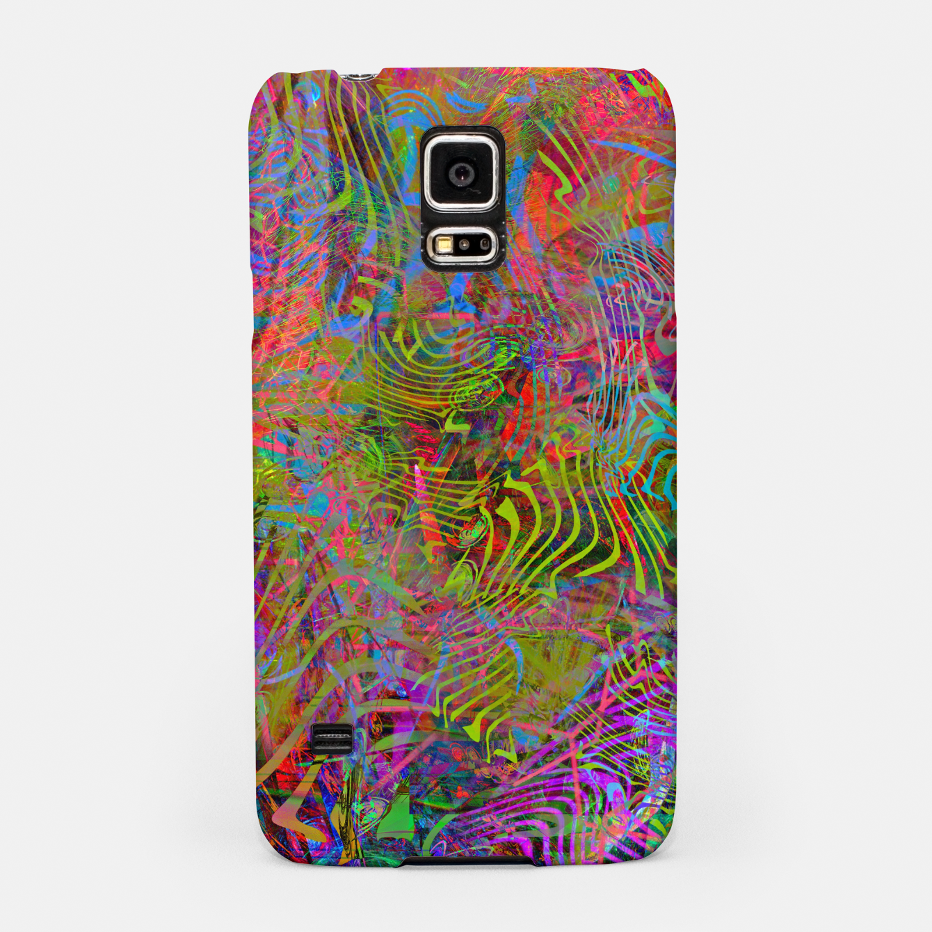 Image of New Year's Vibrations Samsung Case - Live Heroes