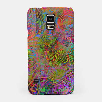 New Year's Vibrations Samsung Case Bild der Miniatur