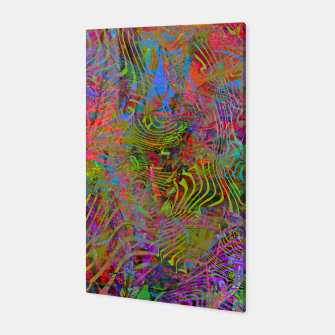 New Year's Vibrations Canvas thumbnail image