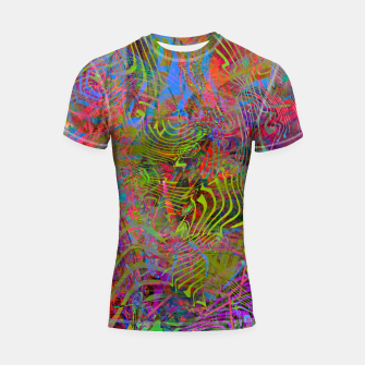 New Year's Vibrations Shortsleeve rashguard thumbnail image