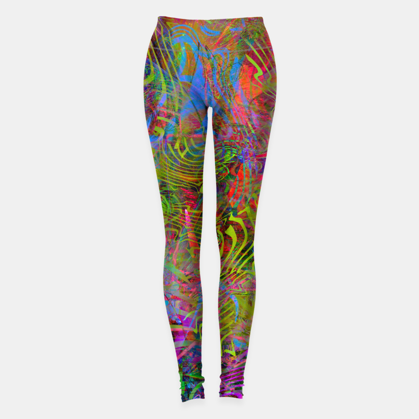 Foto New Year's Vibrations Leggings - Live Heroes