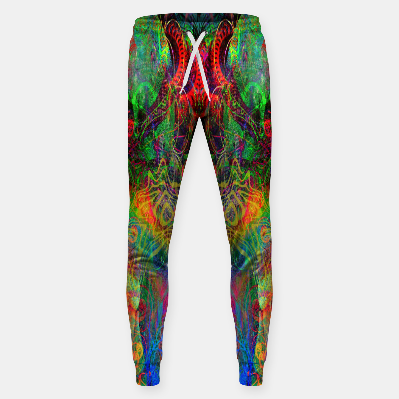 Image of Dragon Rainbow Exhalation Sweatpants - Live Heroes