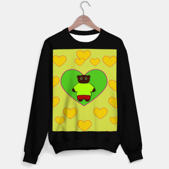 Home of the cartoon bears Sweater regular thumbnail image