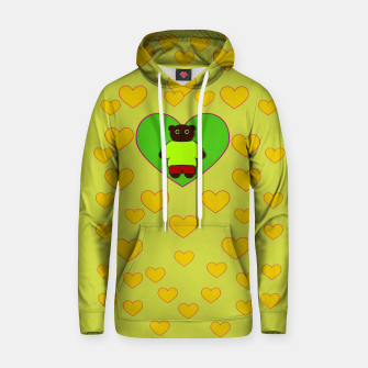 Home of the cartoon bears Hoodie thumbnail image