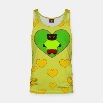Home of the cartoon bears Tank Top thumbnail image