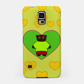 Home of the cartoon bears Samsung Case thumbnail image