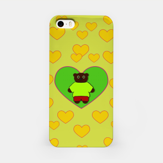 Home of the cartoon bears iPhone Case thumbnail image