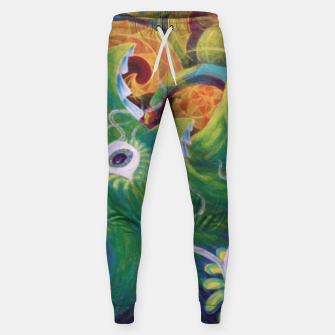 Miniatur Surreal Vesica Sweatpants, Live Heroes