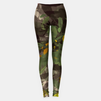 Miniatur Tree love  Leggings, Live Heroes