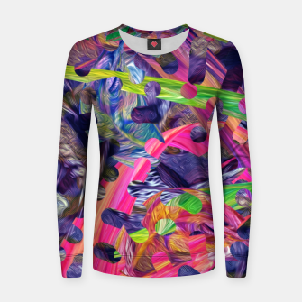 Thumbnail image of Violette Women sweater, Live Heroes
