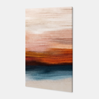 Thumbnail image of Abstract Sunset Canvas, Live Heroes