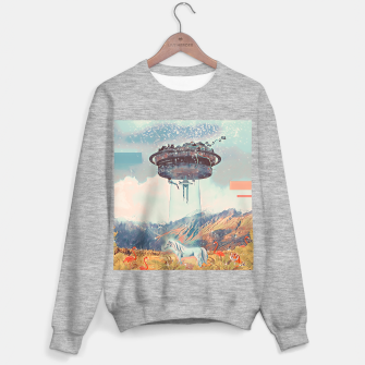 Thumbnail image of Take me too Sweater regular, Live Heroes