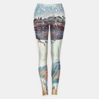 Thumbnail image of Take me too Leggings, Live Heroes