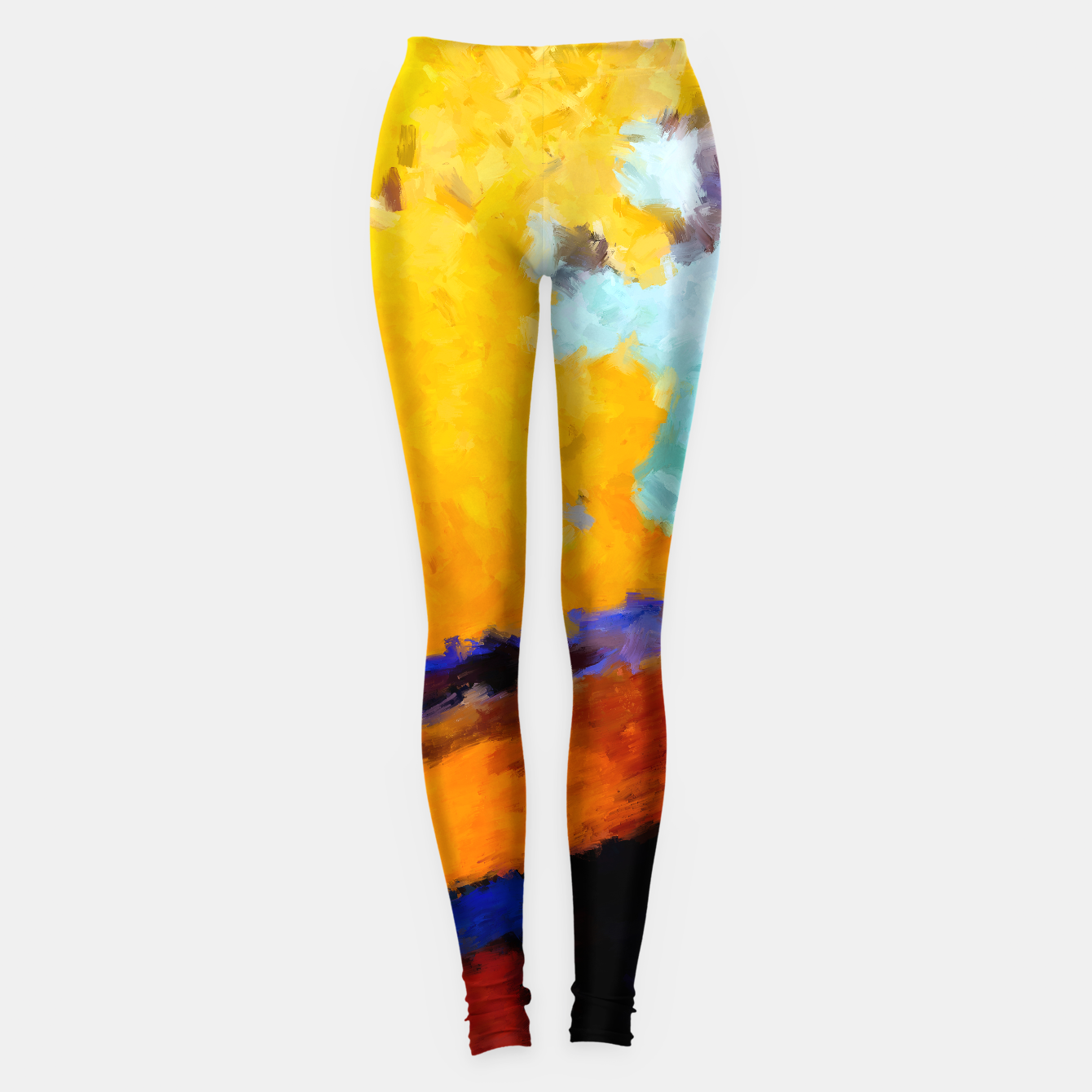 Image of Abstract Legging - Live Heroes