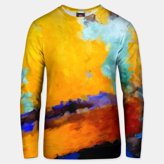 Thumbnail image of Abstract sweater, Live Heroes