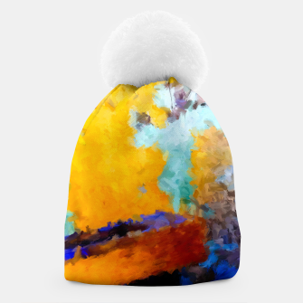 Thumbnail image of Abstract Beanie, Live Heroes