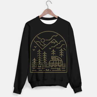 Miniatur Into the Mountain Sweater regular, Live Heroes