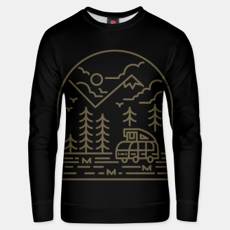 Miniatur Into the Mountain Unisex sweater, Live Heroes