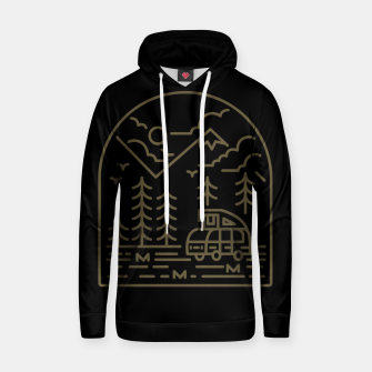 Miniatur Into the Mountain Hoodie, Live Heroes