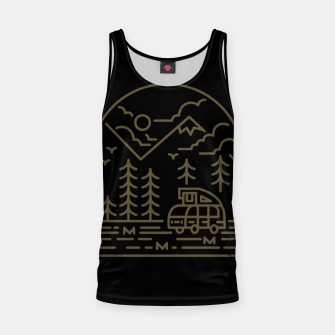 Miniatur Into the Mountain Tank Top, Live Heroes