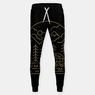 Miniatur Into the Mountain Sweatpants, Live Heroes