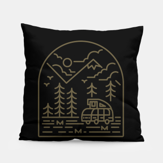 Miniatur Into the Mountain Pillow, Live Heroes