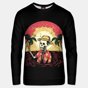 Thumbnail image of Welcome to My Paradise Unisex sweater, Live Heroes