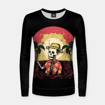 Thumbnail image of Welcome to My Paradise Women sweater, Live Heroes