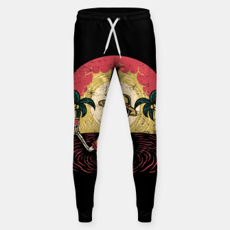Thumbnail image of Welcome to My Paradise Sweatpants, Live Heroes
