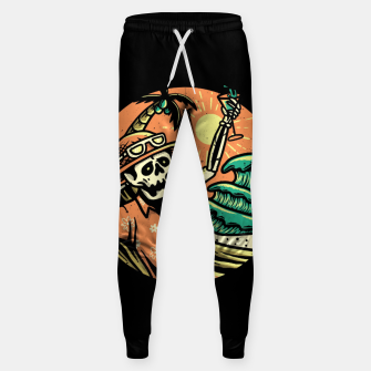 Thumbnail image of Have a Nice Day Sweatpants, Live Heroes