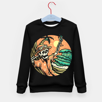 Thumbnail image of Have a Nice Day Kid's sweater, Live Heroes
