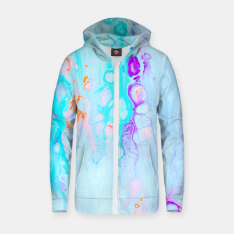 Thumbnail image of Candy Rush Zip up hoodie, Live Heroes