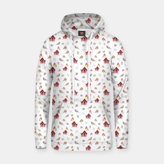 Thumbnail image of Winter Robins Hoodie, Live Heroes