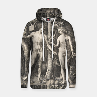 Thumbnail image of Adam & Eve Sudadera con capucha, Live Heroes