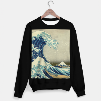 Thumbnail image of Big Wave Sudadera regular, Live Heroes