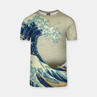 Thumbnail image of Big Wave Camiseta, Live Heroes