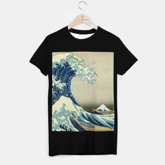 Thumbnail image of Big Wave Camiseta Regular, Live Heroes