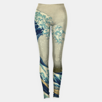 Thumbnail image of Big Wave Leggings, Live Heroes