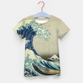 Thumbnail image of Big Wave Camiseta para niños, Live Heroes