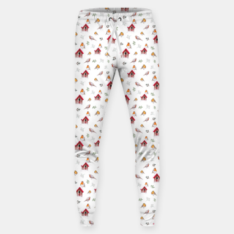 Thumbnail image of Winter Robins Sweatpants, Live Heroes