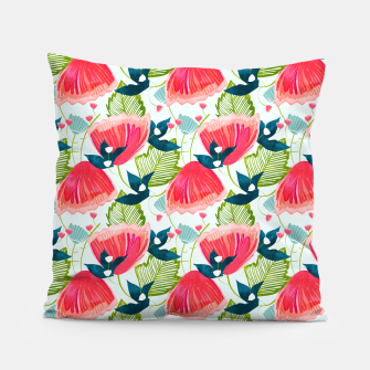 Thumbnail image of Botanica II Pillow, Live Heroes