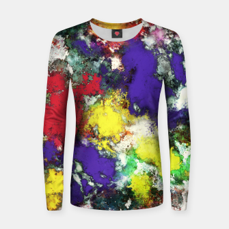 Thumbnail image of The taste Women sweater, Live Heroes