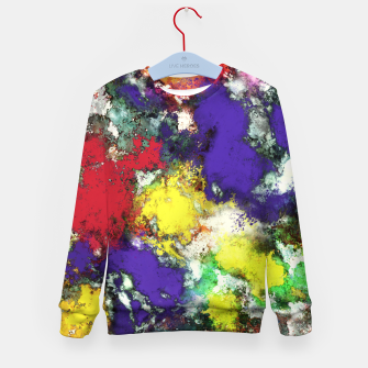 Thumbnail image of The taste Kid's sweater, Live Heroes
