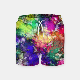 Thumbnail image of To spin a ghost Swim Shorts, Live Heroes