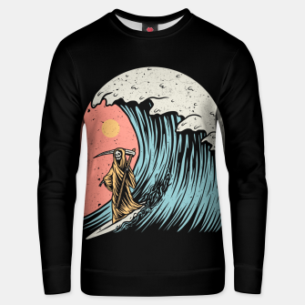 Thumbnail image of Wave Conqueror Unisex sweater, Live Heroes