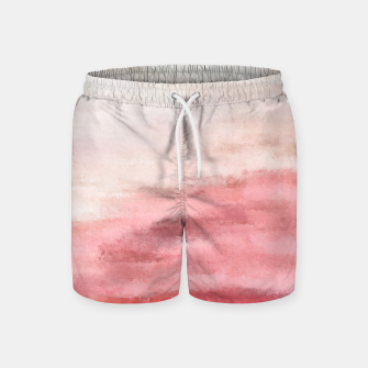 Thumbnail image of Pink Ocean Swim Shorts, Live Heroes