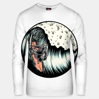 Thumbnail image of Reaper Vacation Unisex sweater, Live Heroes