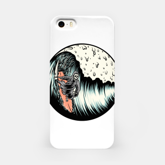 Miniatur Reaper Vacation iPhone Case, Live Heroes