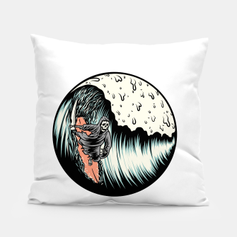 Miniatur Reaper Vacation Pillow, Live Heroes