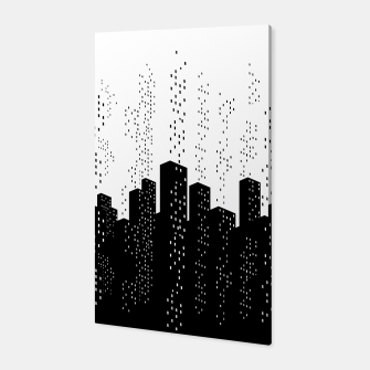 Thumbnail image of Skyscraper Canvas, Live Heroes